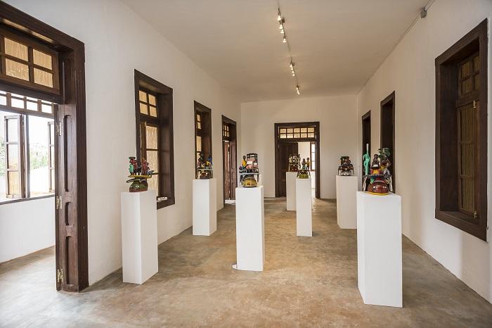 Le Musée_Fondation Zinsou_Salle Kifouli Dossou©Jean-Dominique Burton-40